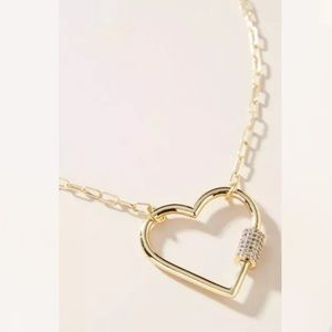New Anthro Electric Picks Love Potion Necklace